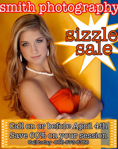 Sizzle sale FBweb