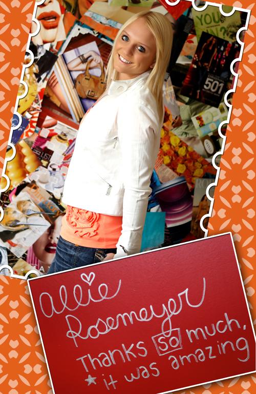 Testimonial -Allie R