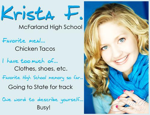 Krista F -4 quick