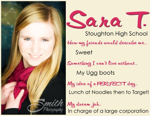 Sara Stoughton