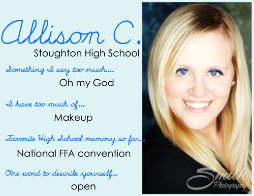 Allison Stoughton 4 quick
