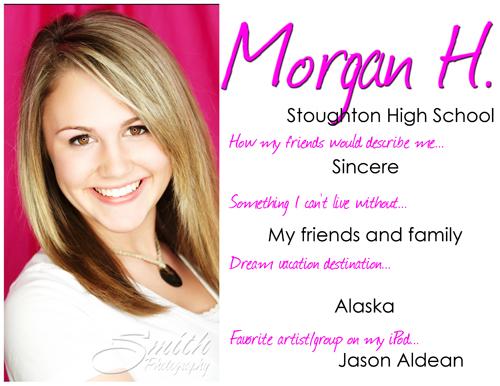 Morgan H 4 qucik