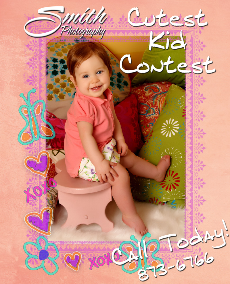 Kid Contest Front